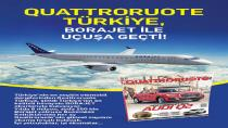 Quattroruote Türkiye, BORAJET okurlarıyla buluştu
