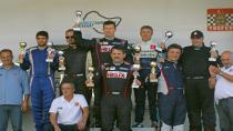 Körfez Yarış Pisti'nde hafta sonu heyecanı tamamlandı
