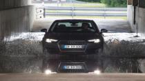 Audi modellerine zorlu koşullarda dayanıklılık testi