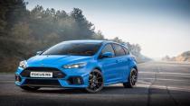 Ford Focus RS Türkiye yollarında