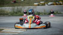 Uşak'ta Karting heyecanı