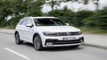 Yeni VW Tiguan performanslı motorlara kavuştu