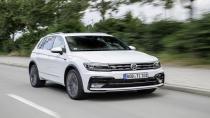 Yeni VW Tiguan performanslı motorlara kavuşuyor