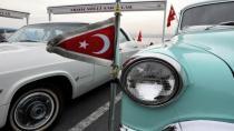 Yarım asırlık otomobiller Zafer Bayramı'nı kutlayacak