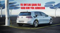 Volkswagen'in elektrikli otomobili iddialı geliyor