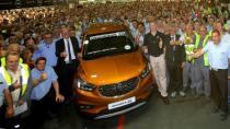 Opel Mokka X banttan indi