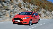Ford Focus ST ve Fiesta ST Türkiye'de satışa sunuldu