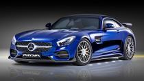 Mercedes-AMG GT-R'a Piecha dokunuşu