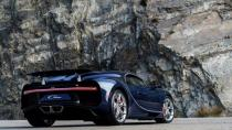 Bugatti Chiron ile 458 km/s hız