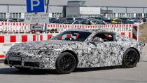 Yeni Toyota Supra ve BMW Z5 casusa yakalandı