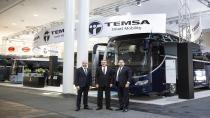 TEMSA'dan Almanya çıkartması