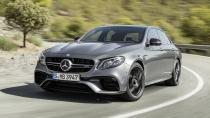 Mercedes'ten 2017 AMG E63 sürprizi