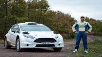 Murat Bostancı Hitit Rallisi'nde Fiesta R5'le start alıyor