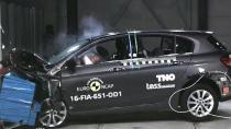Fiat Egea HB, Euro NCAP güvenlik testine girdi