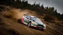 Murat Bostancı yeni Fiesta R5 ile ilk zaferini kazandı