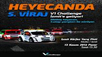 V1 Challenge İzmit Körfez Pisti'nde start alacak