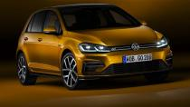 2017 Volkswagen Golf ortaya çıktı