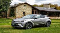 Toyota C-HR fiyatları belli oldu