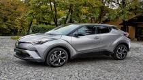 Toyota C-HR Türkiye'de ilk kez Bursa Otoshow'da