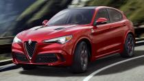 Alfa Romeo'nun ilk SUV'u Stelvio resmen tanıtıldı