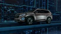 Subaru'nun yeni devi Los Angles'ta tanıtıldı