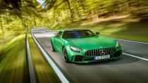 AMG dünyasının en hızlısı Mercedes-AMG GT R yollarda