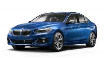 Yeni BMW 1 Serisi Sedan'ın üretimi başladı