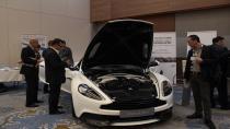 Dünya Otomobil Konferansı'nda Aston Martin ışıltısı