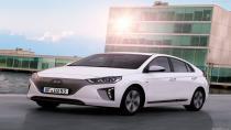Hyundai IONIQ güvenlikte tam not altı