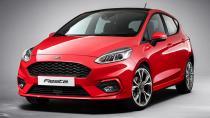 Karşınızda yeni Ford Fiesta!