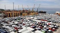 Otomotiv'de 8 yılın rekoru kırıldı