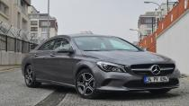 TEST: MERCEDES-BENZ CLA 180d