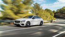 Mercedes E Coupe Ortaya Çıktı