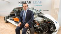 Mitsubishi yönetim kurulu başkanı Carlos Ghosn oldu.
