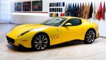 Ferrari'den bir özel proje aracı daha.