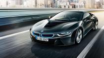 BMW i8 makyajlanıyor.