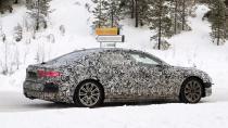 Yeni Audi A8 yakalandı!