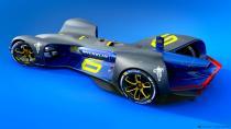 Michelin, Roborace'in resmi lastik sponsoru oldu.