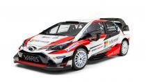 Toyota, WRC'ye geri dönüyor.