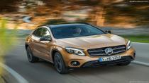 Mercedes-Benz GLA makyajlandı.