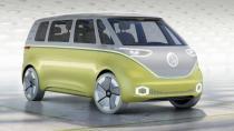 Volkswagen, ileri dönük Microbus projesinin sinyallerini veriyor.