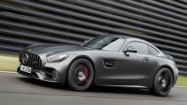 Mercedes-AMG GT C Coupe de geldi.