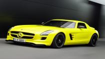 Mercedes-AMG, hibrit ve elektrikli araçlar da üretecek.