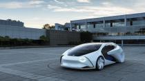 Toyota'dan geleceğin yapay zekası Yui.