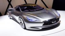 Infiniti elektrikli bir spor araç istiyor.