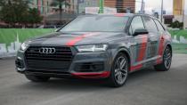 Audi'den yapay zekaya sahip otonom konsept.