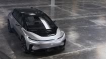 Faraday Future FF91'in fiyatı 300.000$'ın altında olacak.