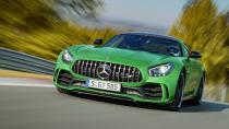 Mercedes-AMG Black Series gelmeyebilir.