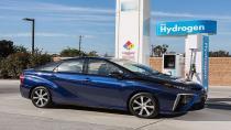 Hidrojene dev yatırım.