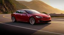 Tesla'dan Dünya'nın en uzun menzilli elektrikli aracı.